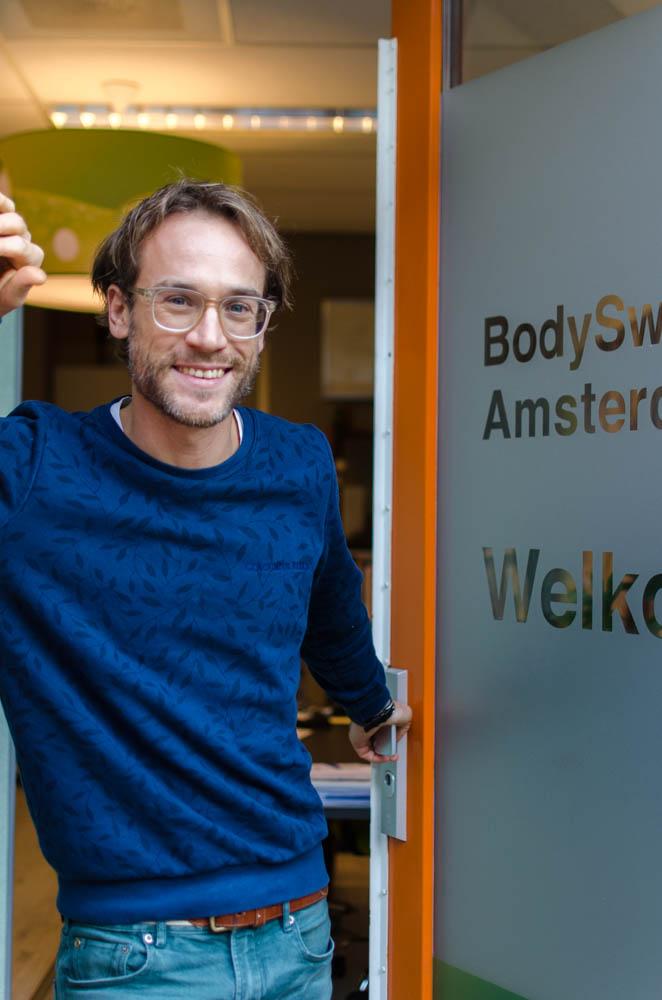 Sicco Weertman BodySwitch Amsterdam